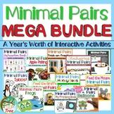 Minimal Pairs Mega Bundle