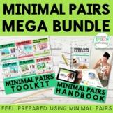 Minimal Pairs Mega Bundle | Starter Kit for SLPs