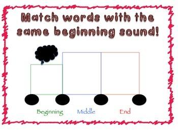 Minimal Pairs Phonemic/ Phonological Awareness Pawprint Puzzle( B,P,T,D)