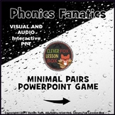 Minimal Pairs Phonics PowerPoint Game