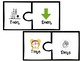 Minimal Pairs: Phonological Processes Puzzle Pieces