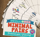 Minimal Pairs: Prevocalic Voicing