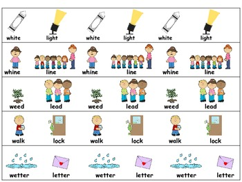 Minimal Pairs Production:  Liquids and Glides