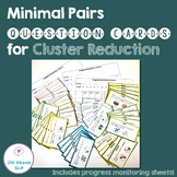 Minimal Pairs Question Cards for Cluster Reduction