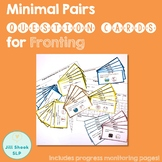 Minimal Pairs Question Cards for Fronting