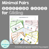 Minimal Pairs Question Cards for Gliding