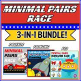 Minimal Pairs Race 3-in-1 Bundle!