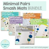 Minimal Pairs Smash Mats for Articulation & Phonology Bundle