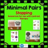 Minimal Pairs - Stopping