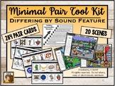 Minimal Pairs Tool Kit for Auditory Training (BUNDLE)