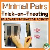 Halloween Minimal Pairs Trick-or-Treating