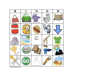 Minimal Pairs Voicing - /k/ /g/ and /t/ /d/