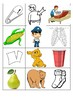 Minimal Pairs for B & P Activity Cards