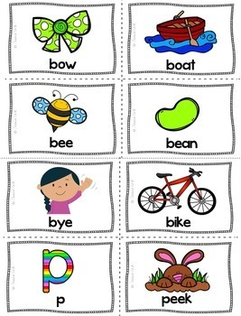 Minimal Pairs for Final Consonant Deletion