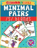 Minimal Pairs: /s/ Blends
