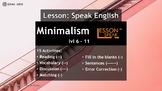 Minimalism lvl 6 - 11