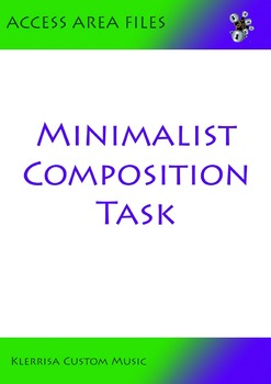 Minimalist Composition Task