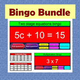 Bingo Bundle - Math
