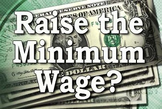 Minimum Wage Lesson
