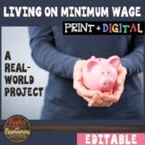 A Minimum Wage - Project