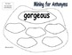 Antonym Craftivity Mining Antonyms Interactive Word Wall C