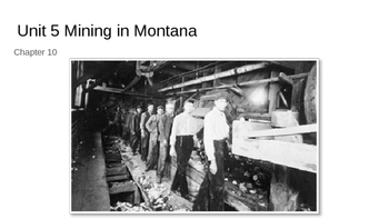 Mining in Montana Part 2