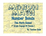 Minion 1st Grade Number Bonds Math Game - Engage NY Module