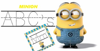 Minion ABC's