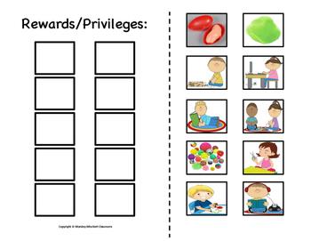 Minion Behavior Chart!