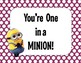 Minion Behavior Clip Chart