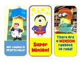 Minion Bookmarks