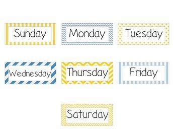 Minion Calendar