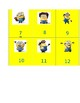 Minion Calendar Dates WITH Special Events