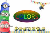 Minion Colors