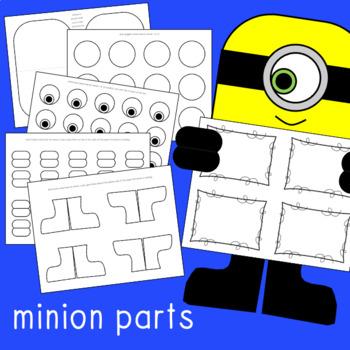 Minion Craftivity