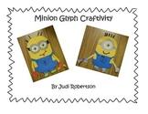 Minion Glyph Craftivity