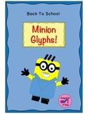 Minion Glyph: Lesson Plans Data Management