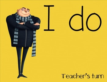 Minion I Do, We Do... Posters