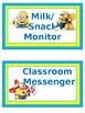 Minion Job Titles