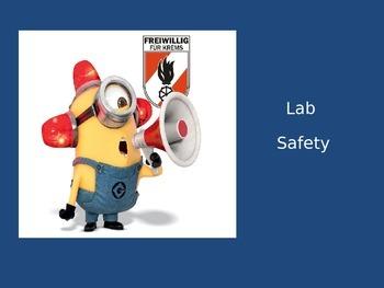 Minion Lab Safety