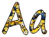 Minion Letters