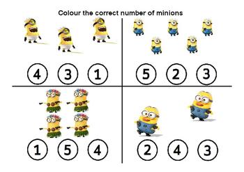 Minion Math!