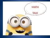 Minion Math Talk