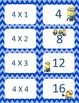 Minion Multiplication facts (4 - 7)  Concentration & War C