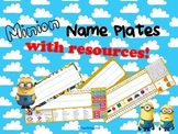 Minion Plates with Resources