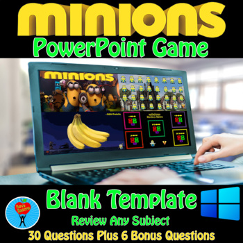 Minion PowerPoint Game