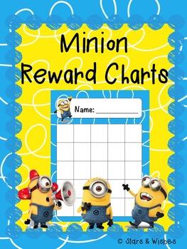 Minion Reward Charts