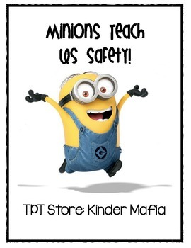 Minion Science Lab Safety