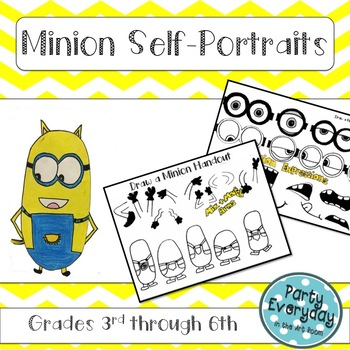 Minion Self Portrait