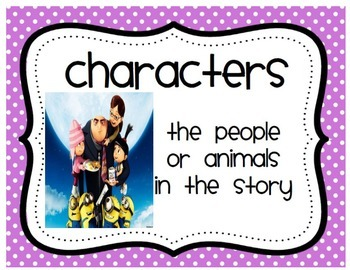 Minion Story Elements